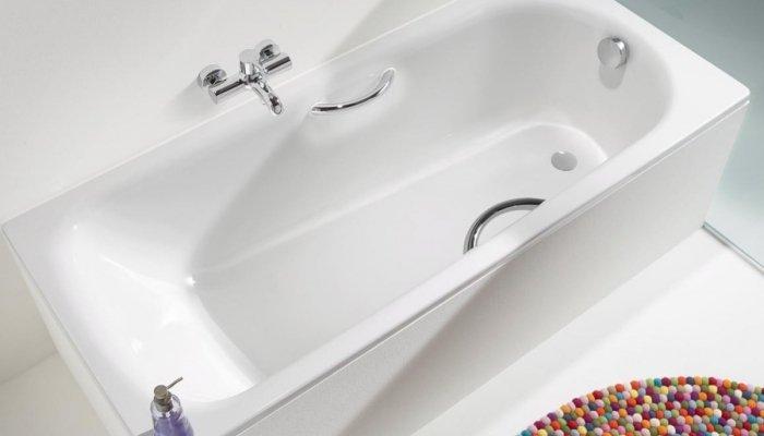 Как выбрать стальную ванну - советы по техническим характеристикам