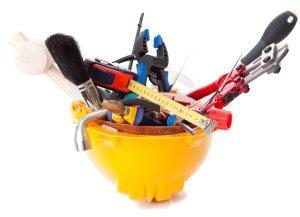 Инструменты, которые понадобятся, чтобы установить ванну своими руками