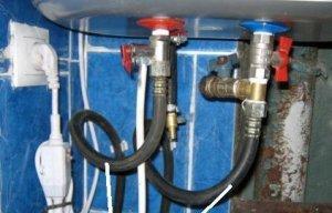 Как подключить электрический накопительны водонагреватель к водопроводу?