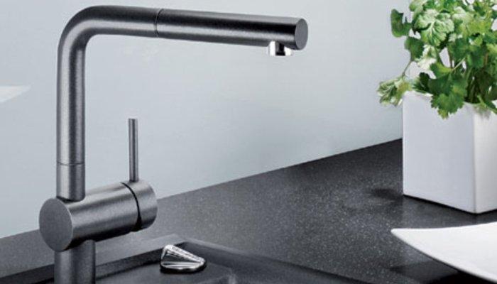 Как правильно выбрать смеситель для кухни по типу и характеристикам?
