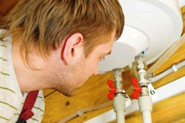 Особенности установки и подключения к электросети электрического накопительного водонагревателя