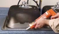Особенности установки мойки на кухне