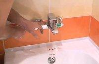 Особенности установки смесителя в ванной своими руками
