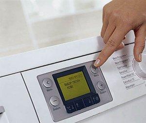 После подключения стиральной машины ее работу нужно проверить вхолостую
