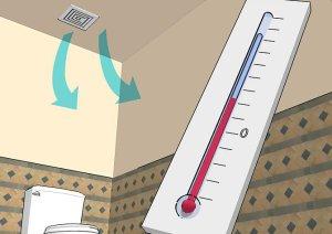 Разница температуры в помещении и внутри бачка, плохая вентиляция и неисправность сливной системы вызывают конденсат на бачке унитаза