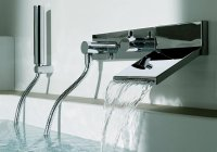 Все о выборе смесителя для ванной комнаты