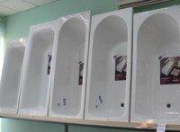 Выбор ванны по материалу и особенности установки