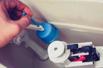 Что делать, если не набирается вода в бачок унитаза?