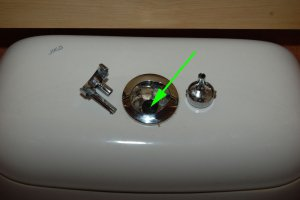 Как открыть крышку унитаза с одной или двумя кнопками?