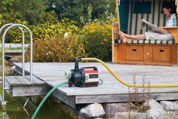 Как правильно выбрать насос для откачки воды из бассейна?