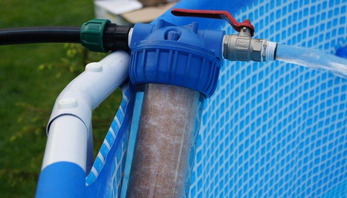 Как сделать фильтр для бассейна своими руками?
