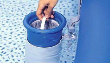 Картриджный фильтр для воды в бассейне