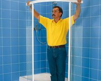 Как подключить душевую кабину к водопроводу видео