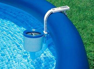 Сборка самодельного плавающего фильтра для бассейна