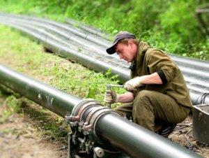 Технологии соединения труб ПНД для водопровода
