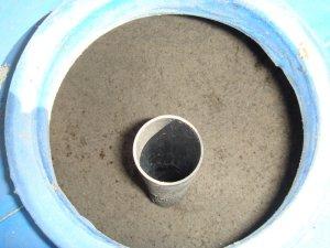 Замена песка в фильтре для басссейна