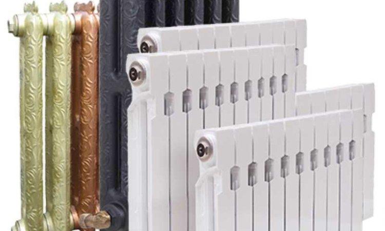 Разница между чугунными и биметаллическими радиаторами