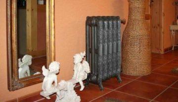 Чугунные радиаторы отопления и особенности их выбора