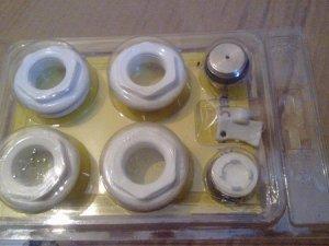 Дополнительные материалы для алюминиевых батарей отопления