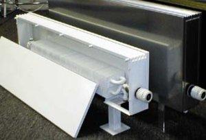 Как выбрать надежный напольный конвектор отопления водяного типа?
