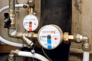Какая дополнительная арматура должна присутствовать возле счетчика воды?