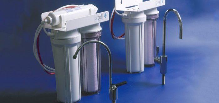 Какой фильтр для воды под мойку лучше - обзор всех характеристик