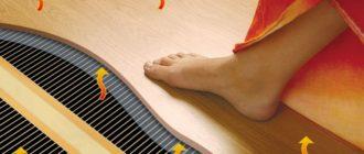 Какой теплый пол лучше приобрести для укладки под ламинат?