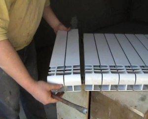 Конструкция биметаллических радиаторов отопления и ее особенности