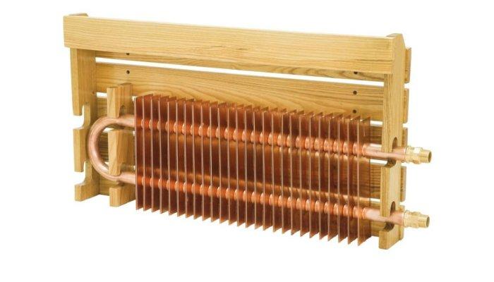 Медные радиаторы отопления самые дорогие, но наиболее качественные