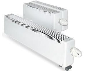На что обращать внимание при выборе напольного водяного конвектора отопления?