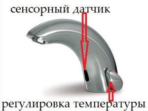 На что обращать внимание при выборе водопроводного крана с ИК-датчиком открывания воды?