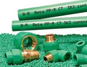 Основные свойства полипропиленовых труб