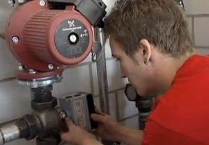 Особенности подключения циркуляционного насоса для горячего водоснабжения
