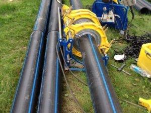 Особенности применения водопроводных труб ПНД для холодного водоснабжения