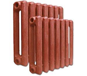 По своим характеристикам чугунные радиаторы бывают одно- и двухканальными