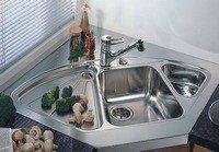 Подбираем мойку для кухни