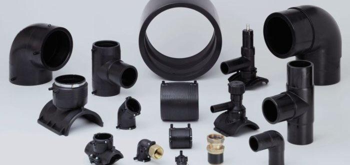 Применение полиэтиленовых труб и фитингов для водоснабжения