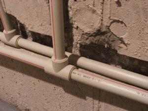 Применение полипропиленовых труб для водоснабжения и отопления
