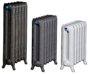 Разновидности чугунных радиаторов отопления