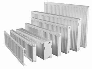 Разновидности панельных стальных радиаторов отопления