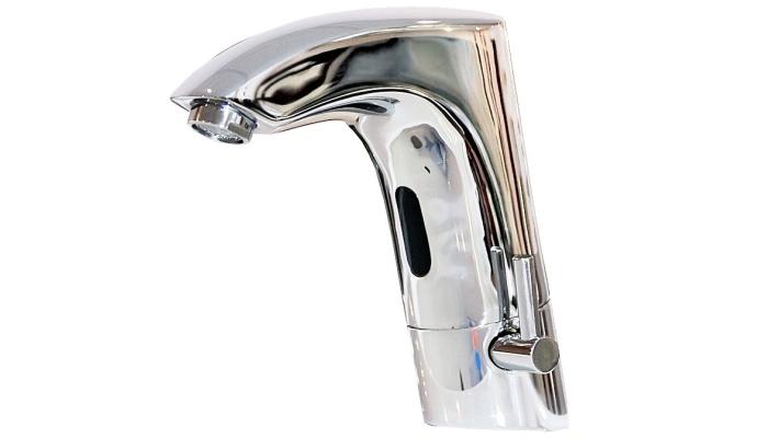 Сенсорный водопроводный кран