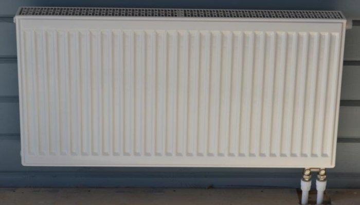 Стальной радиатор отопления достаточно надежный для использования в частном доме