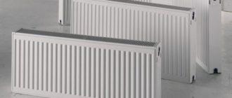 Стальные радиаторы разных форм и размеров