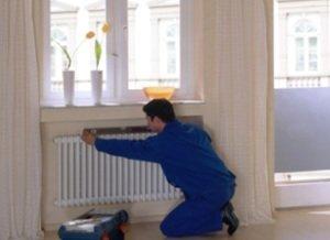 Стандартные размеры биметаллических радиаторов отопления