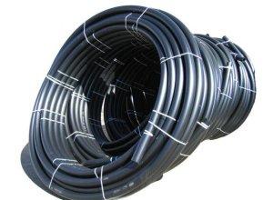 Трубы ПНД диаметром до 110 мм выпускают в таком виде