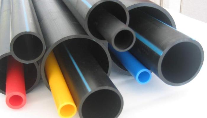 Трубы из различных полимеров