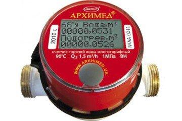 Актуальная информация о счетчиках горячей воды с термодатчиком