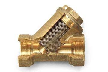 Фильтр грубой очистки воды, который рекомендуется устанавливать непосредственно перед счетчиком
