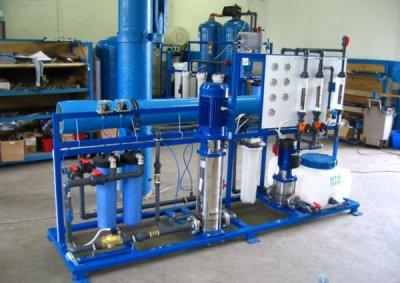 Как работают проточные фильтры для воды из скважины?