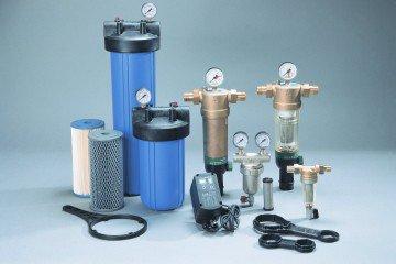 Как выбрать и установить фильтр грубой очистки воды в квартире